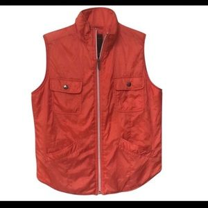 Tommy Bahama Golf Athletic Vest Orange Run S Sport